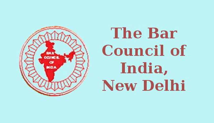 "BCI notifies Certificate and Place of Practice (Verification) Rules, 2015; Repeals provision for work experience in lower Courts to practice in SC, advocates protecting ""fake people"" to be debarred for 3 years"