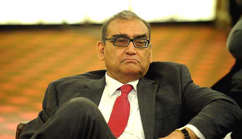 Justice Katju's remarks against Gandhi and Bose: SC appoints F.S. Nariman as amicus curiae; says resolution prima facie does not violate Katju's rights