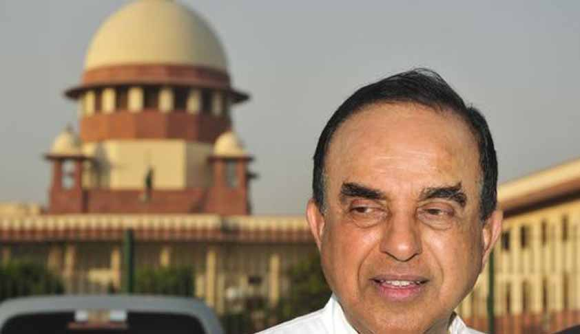 Subramanian Swamy Moves SC Against Plea Seeking Anti-Corruption Case Against ED Officer Probing 2G Scam