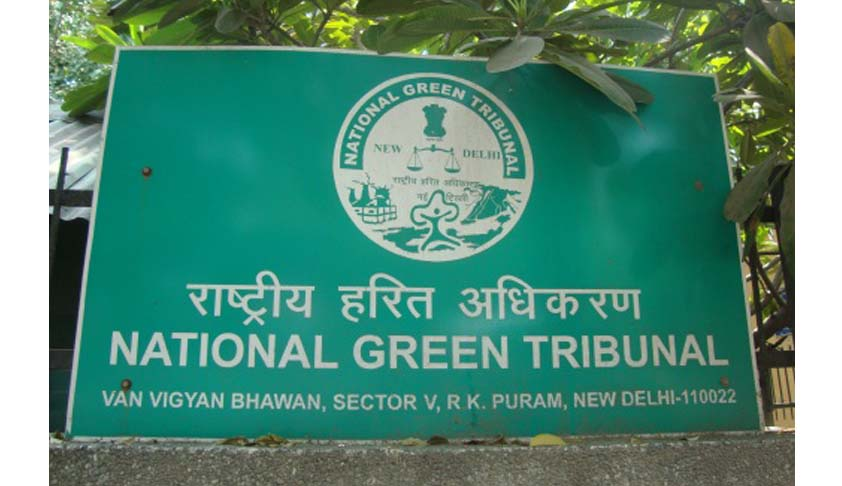 Issues of Climate Change: on the international and National Agenda, NGT has sought a response from the Centre, States and Union Territories about the measures adopted to check climate change