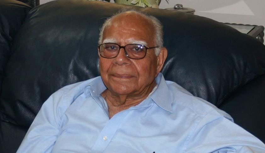 Ram Jethmalani turns 90 – An Insight on the 'Make-it-large' Legend