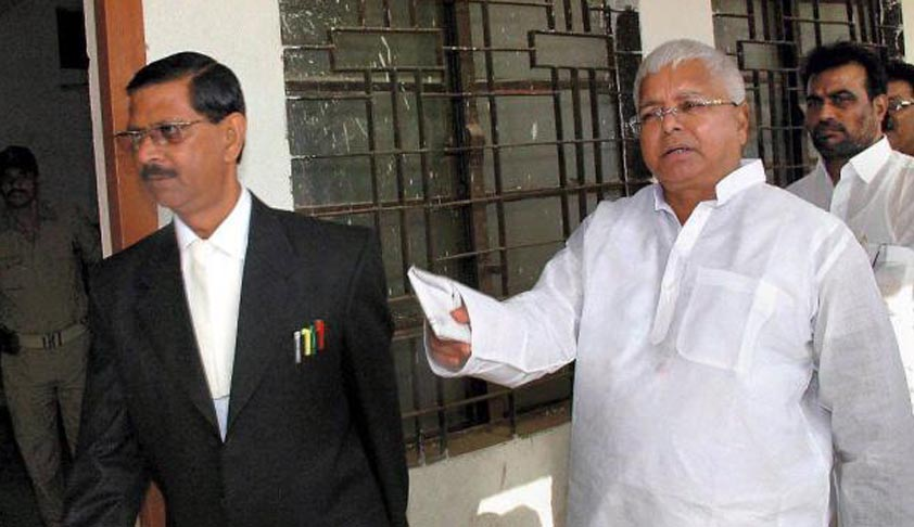 CBI Court convicts Laloo Yadav in Fodder Scam Case