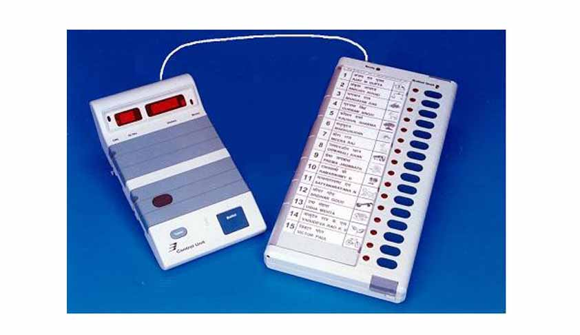 Law Commission suggests mixing of votes cast in EVMs