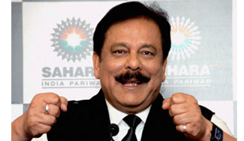 SC allows Sahara Chief to travel abroad