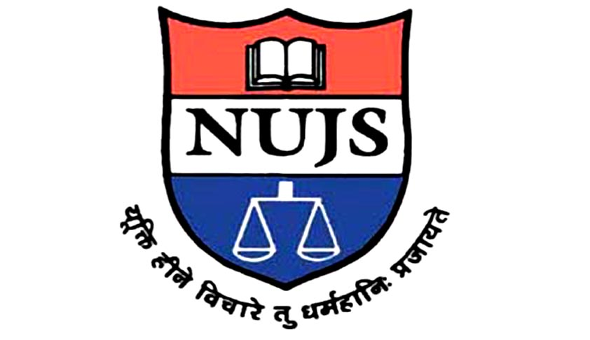 NUJS Student Initiative Recognized By Ministry Of Law And Justice