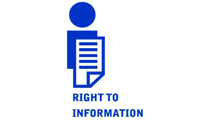 Third party clause under RTI is applicable between Husband and Wife