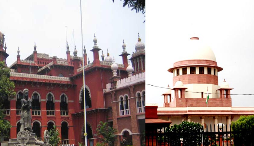Seeking to get stay lifted, Madras High Court to move Supreme Court on judges appointments