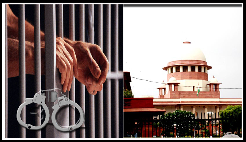 Omitted Section 438 Cr.P C for anticipatory bail [in UP] cannot be resorted to as back door entry via Article 226, Says Supreme Court.