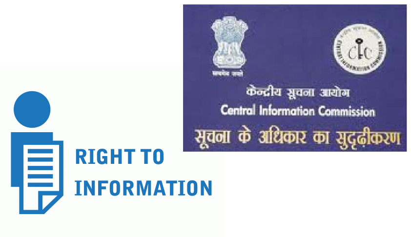 "CIC Rejects Contention,""Grievance is not information under RTI"""