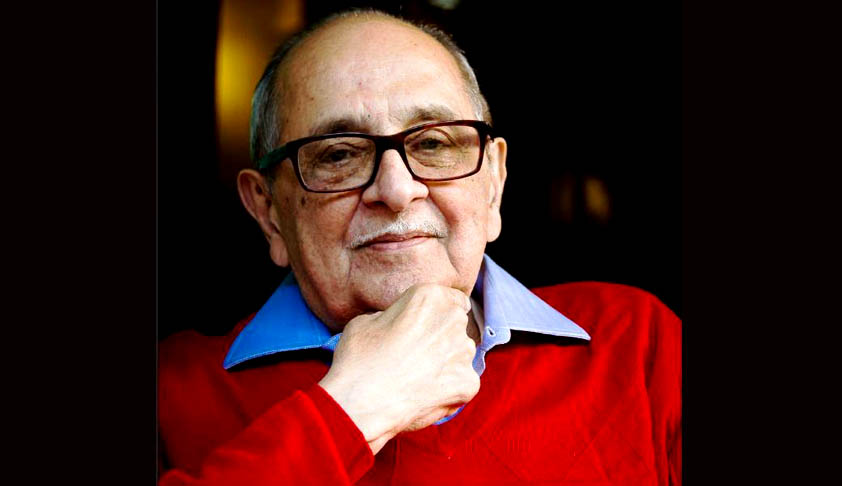 Abolish Two Judge Benches; Fali Nariman
