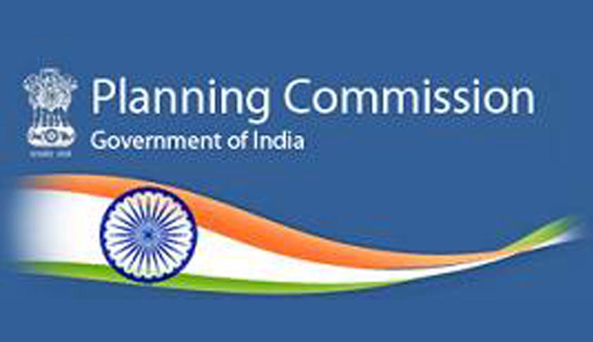Internship at the Planning Commission of India