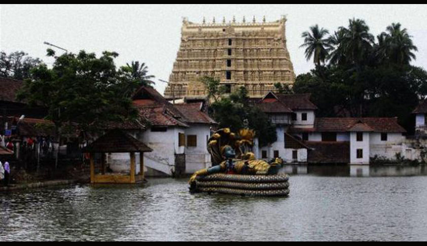 K P Indira takes over as administrator of Padmanabhaswamy temple