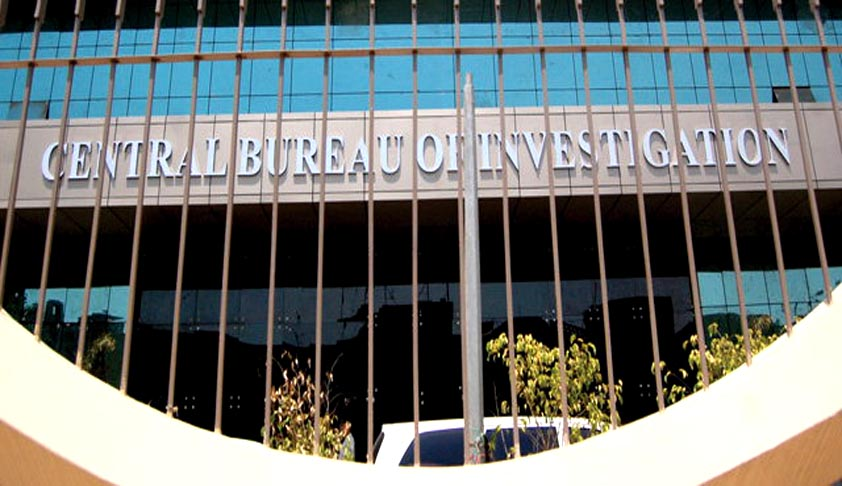 517 Corruption Cases referred to the Central Bureau of Investigation (CBI)