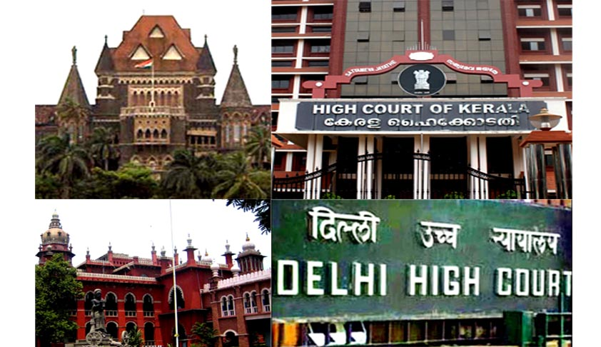 High Courts Weekly Round-Up
