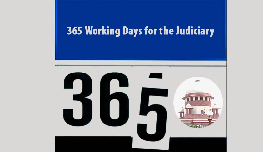 365 Working Days: Judges not consulted over the Viability of the Proposal