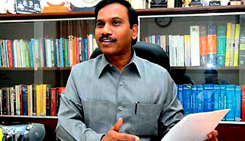 CBI Special Judge allows A. Raja's plea to depose as a Defense Witness