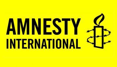 Amnesty International India Logo