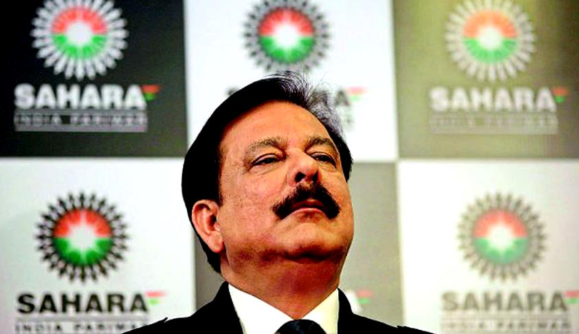 SC extends special facilities in jail to Sahara Chief Subrata Roy till September 30; Sahara rejects offers for overseas hotels