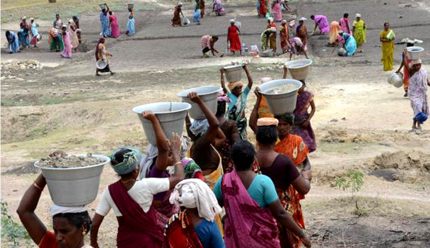 SC orders implementation of new wages under the Mahatma Gandhi National Rural Employment Guarantee Act (MGNREGA), effective since April 1