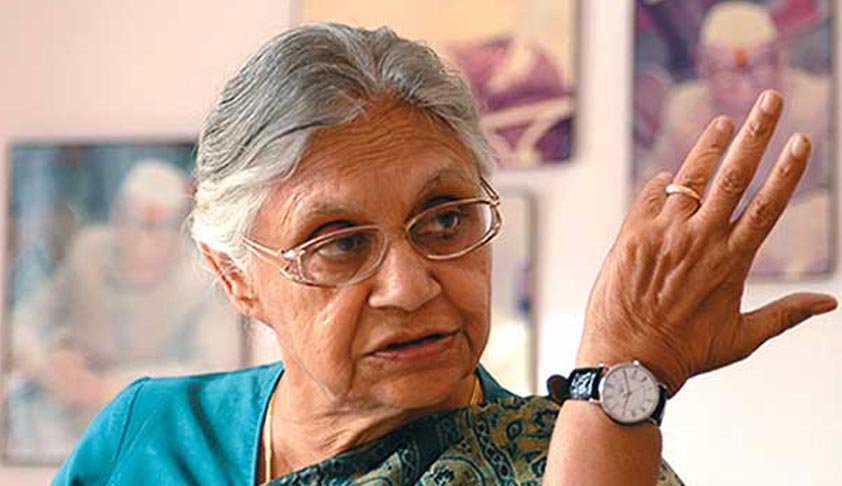 Sheila Dikshit seeks quashing of FIR; asserts Constitutional Immunity for criminal complaints against Governors
