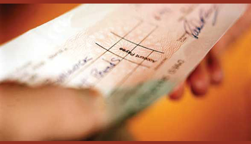 Once liability and consideration proven by Promissory Note, it cannot be said that cheque was issued as 'Security'; Offence u/s 138 NI Act proven: SC