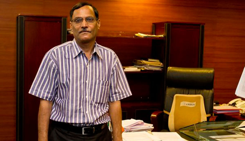 Prof. S.D Rao named new VC of National Law University, Odisha