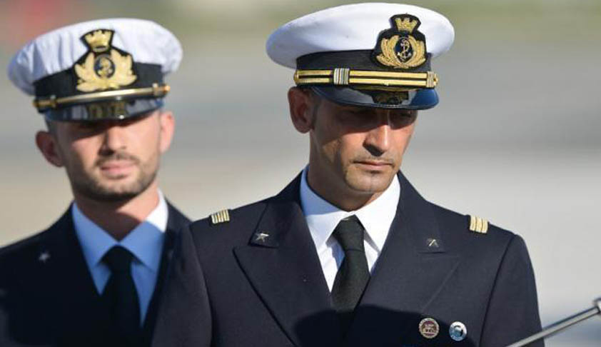 Italian Marines Case: SC permits Sergeant Major Salvatore Girone to fly home, imposes fresh conditions [Read Order]