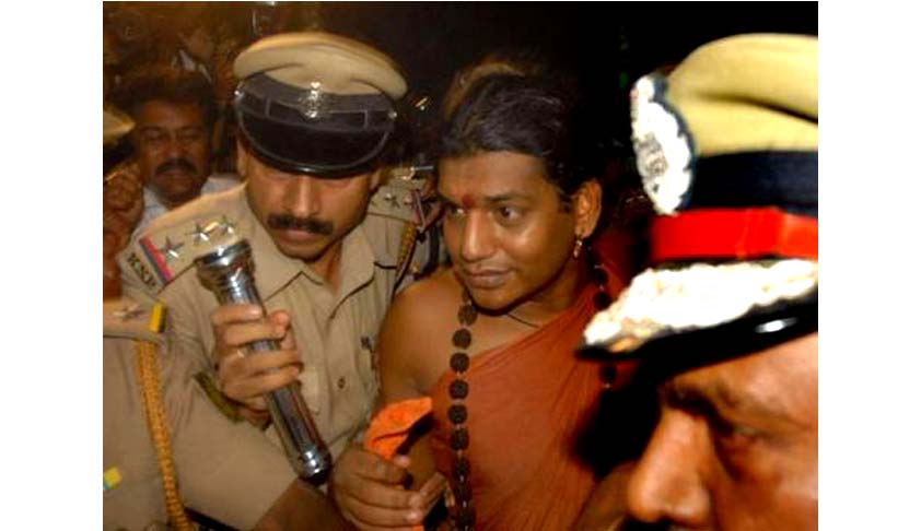 Plea dismissed, Nithyananda to undergo potency test