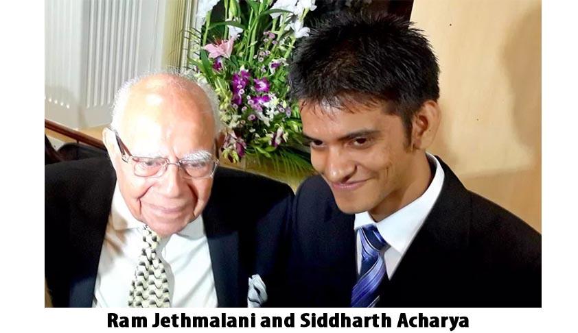 Czar Of the Bar ; A Six-minute documentary showcases the legal career of Senior Advocate Mr. Ram Jethmalani