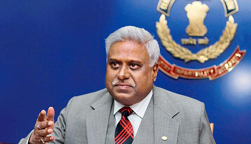 Former CBI Special Director ML Sharma empowered to inquire against Ex-Director Ranjit Sinha