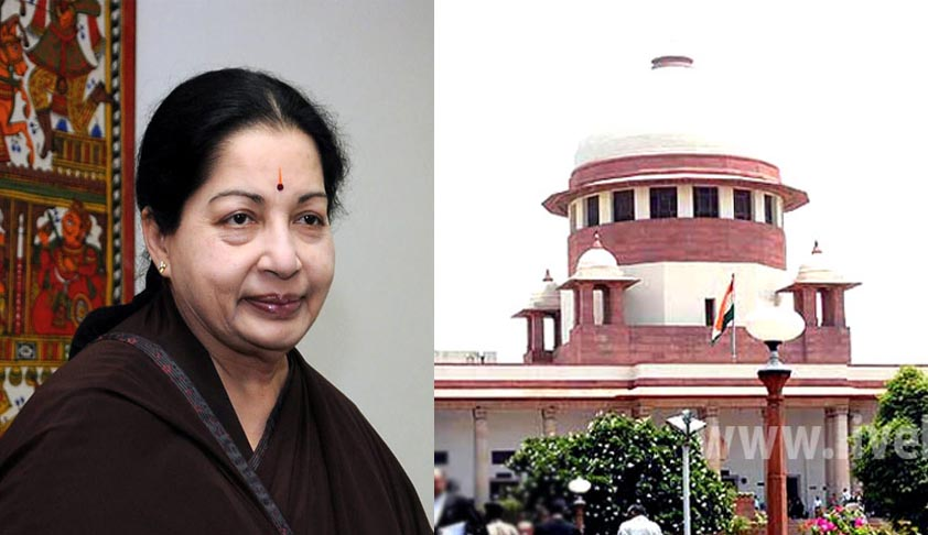Acquittal of Jayalalithaa  – Karnataka Govt decides to Appeal
