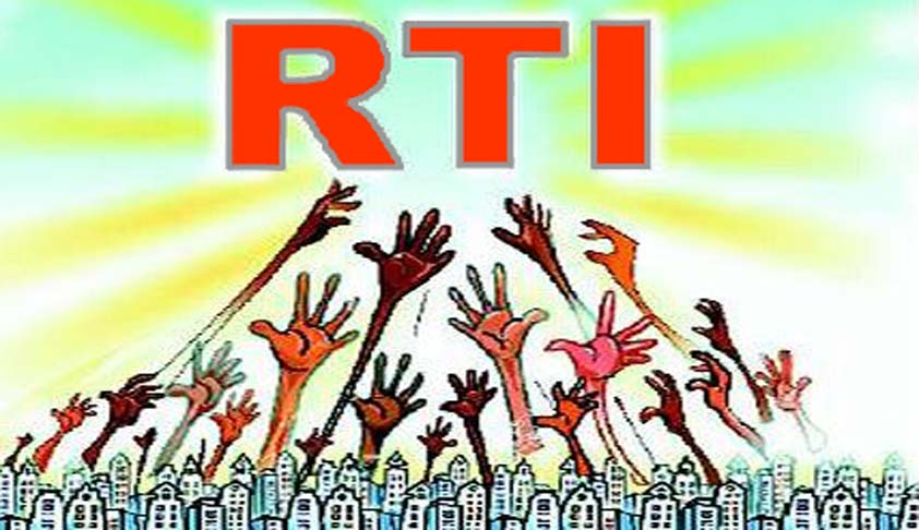Thesis on rti in india