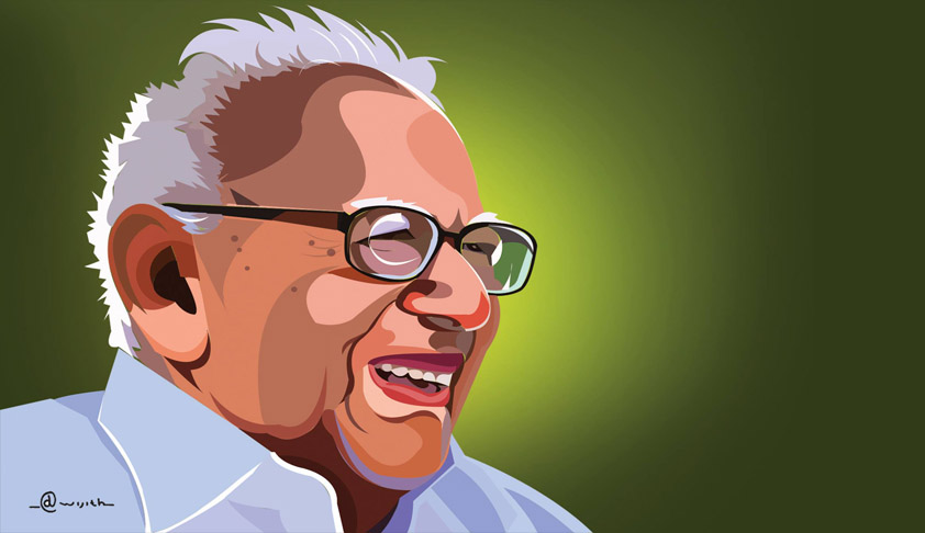 Justice Krishna Iyer: A man of light and learning; a seeker after justice