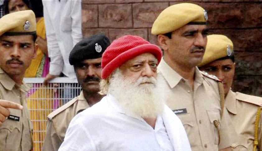 Asaram to stay in jail as Supreme Court rejects Bail plea