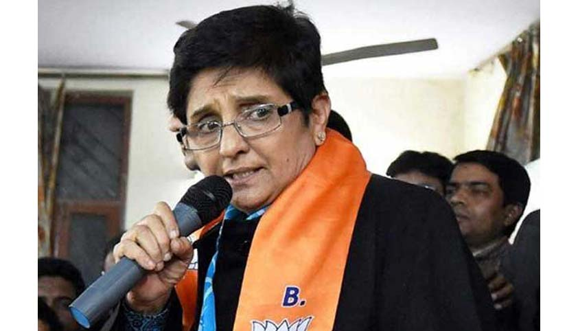 Delhi lawyers to campaign against Kiran Bedi in Delhi elections