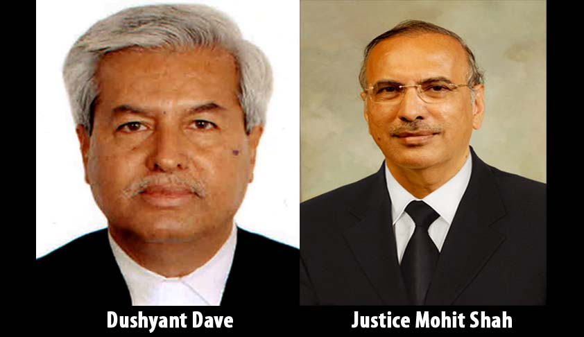 Dushyant Dave opposes elevation of Bombay HC CJ; writes letter to CJI alleging questionable conduct