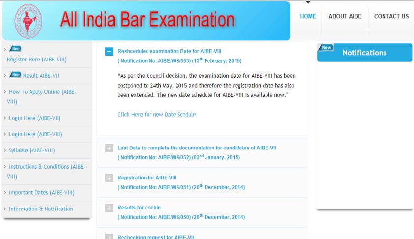 CIC directs Bar Council of India to upload Bar Exam Previous Papers with Key in BCI Website [Read the Order]