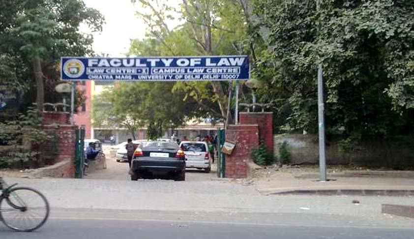 Delhi HC judge recuses himself from DU's LLB seats case