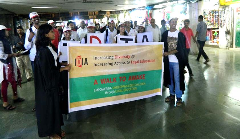 "IDIA kicks off operations in Mumbai, organizes ""A walk to Awake"""