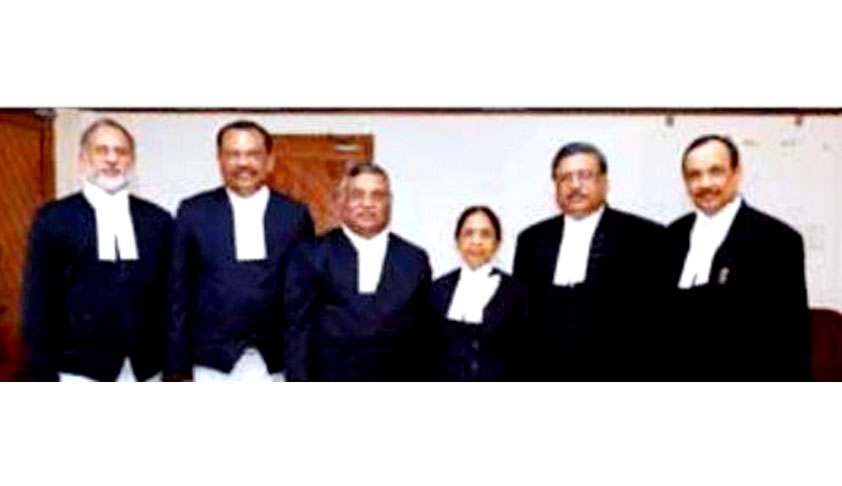 "One more Judge joins the GLC Ernakulam ""Classmates Bench"" in High Court of Kerala"