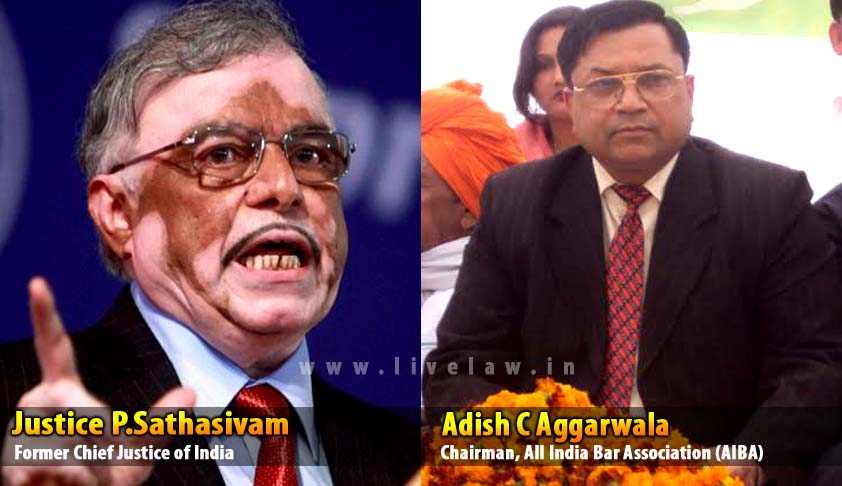 Exclusive ; Justice Sathasivam requested me to canvass for his appointment as Governor ; Senior Advocate Dr. Adish C Aggarwala who filed PIL against Justice Sathasivam