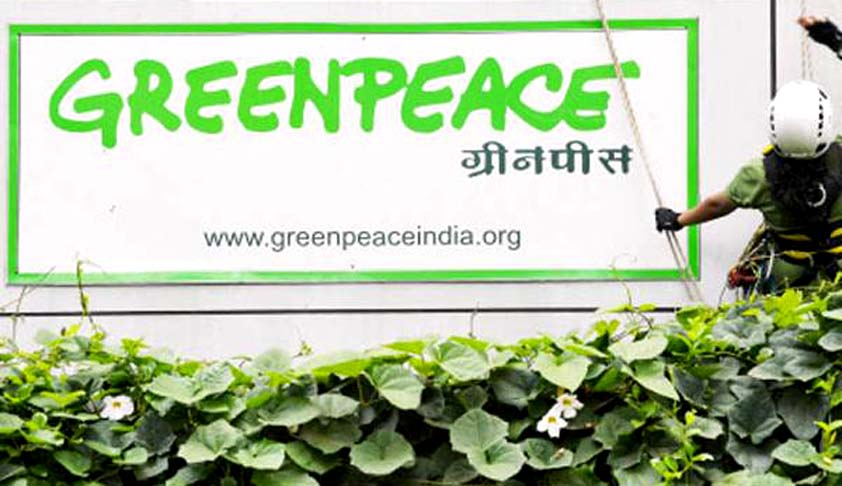 Madras HC orders interim stay on cancellation of Greenpeace