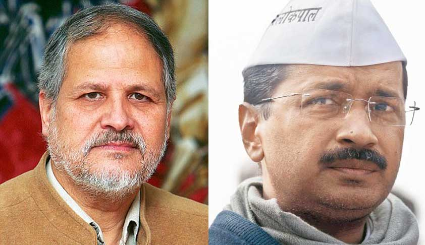 Kejriwal Vs Jung: AAP Govt Asks SC To Restrain LG From Acting On Shunglu Report