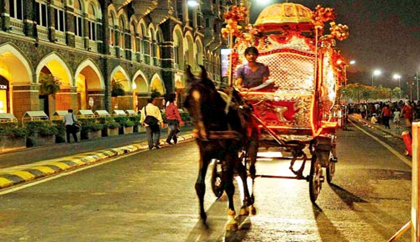 Bombay High Court bans Victorias / Horse Carriages [Read the Judgment]