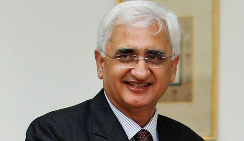 Interview with Salman Khurshid ; There has been very little presentation of the fundamental concepts including the 'Basic Structure in NJAC Hearing