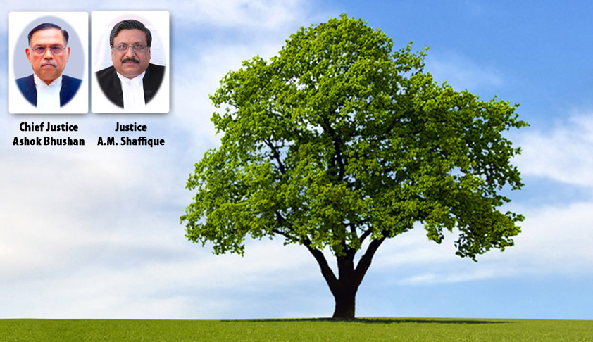 When you cut one tree, plant three trees ; Kerala High Court [Read the Judgment]
