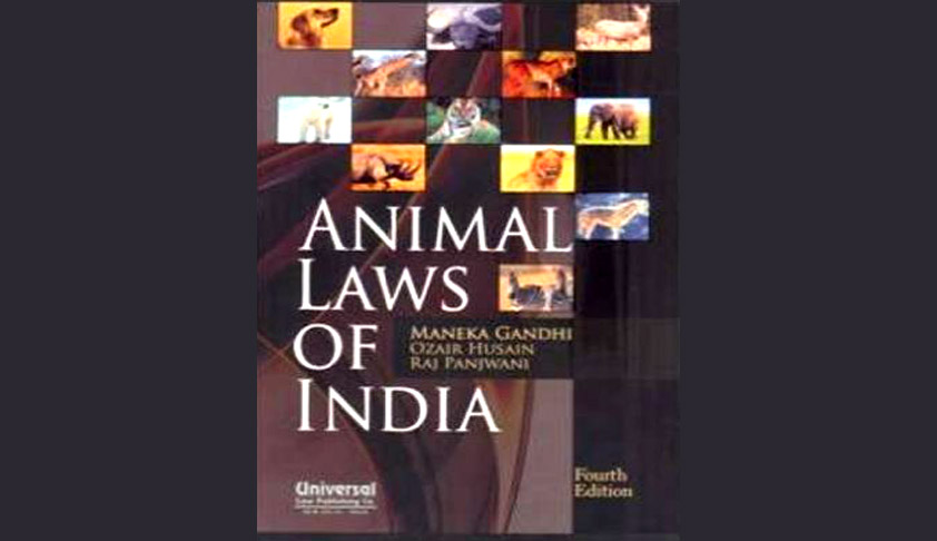 Maneka Gandhi's books on animal rights should be part of law school curriculum: Gowda to Bar Council