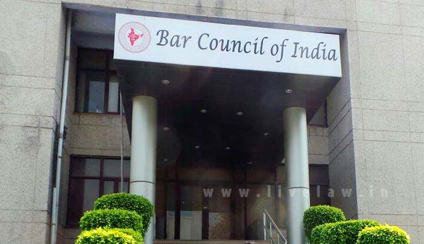 Bar Council of India to appeal against Madras HC verdict on scrapping 3yr LLB Course