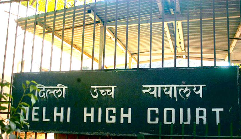 Delhi HC issues Notice to Central Government on Contempt Petition [Read Order]