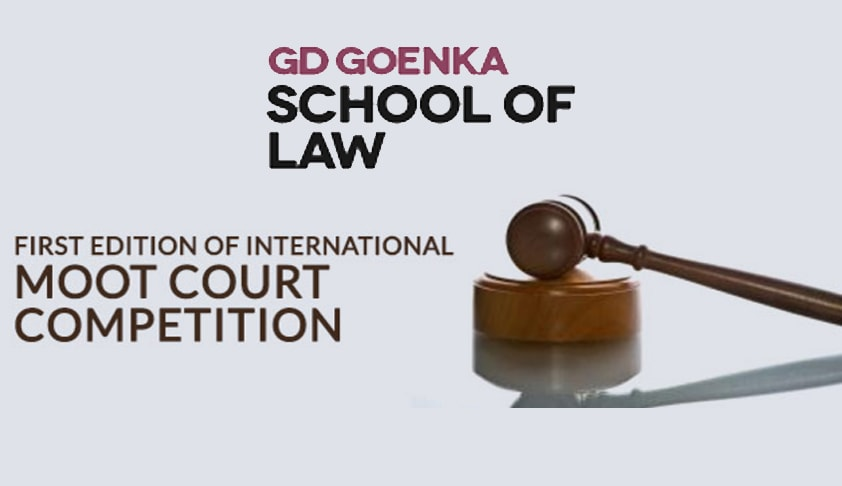 First edition of GD Goenka University Moot Court Competition scheduled to be held from 11-13, March 2016